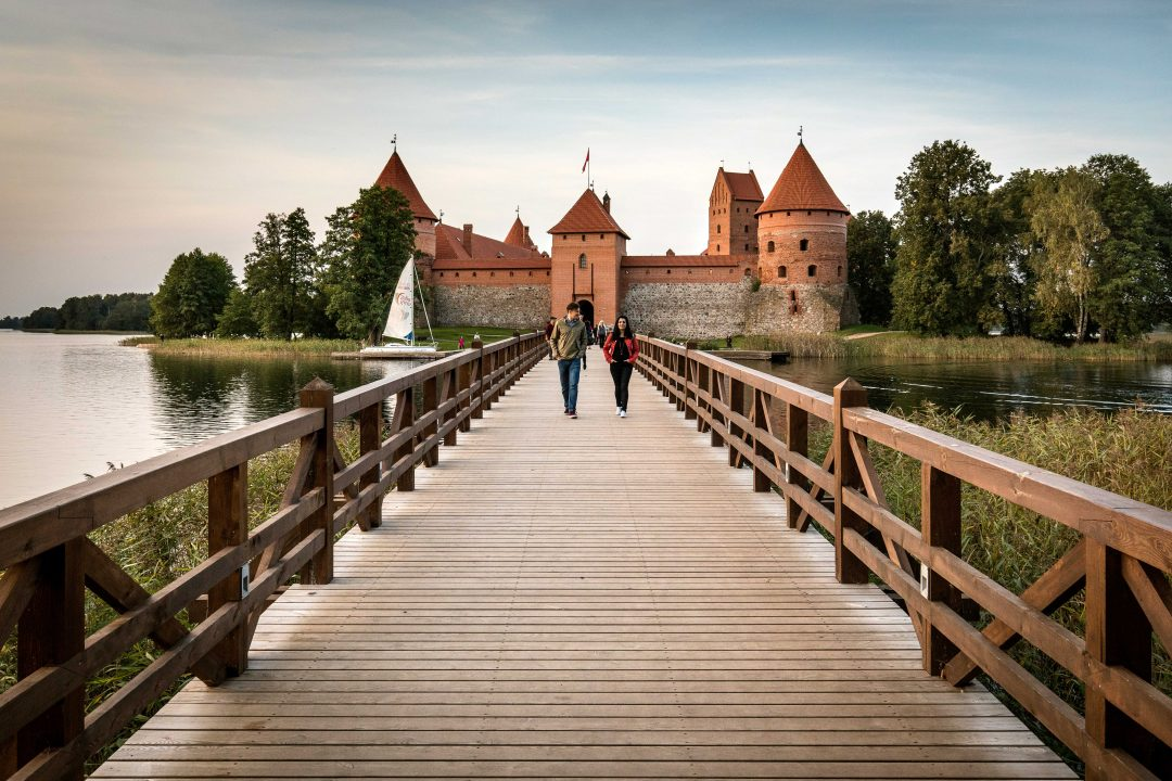 Lituania, cartoline dal passato