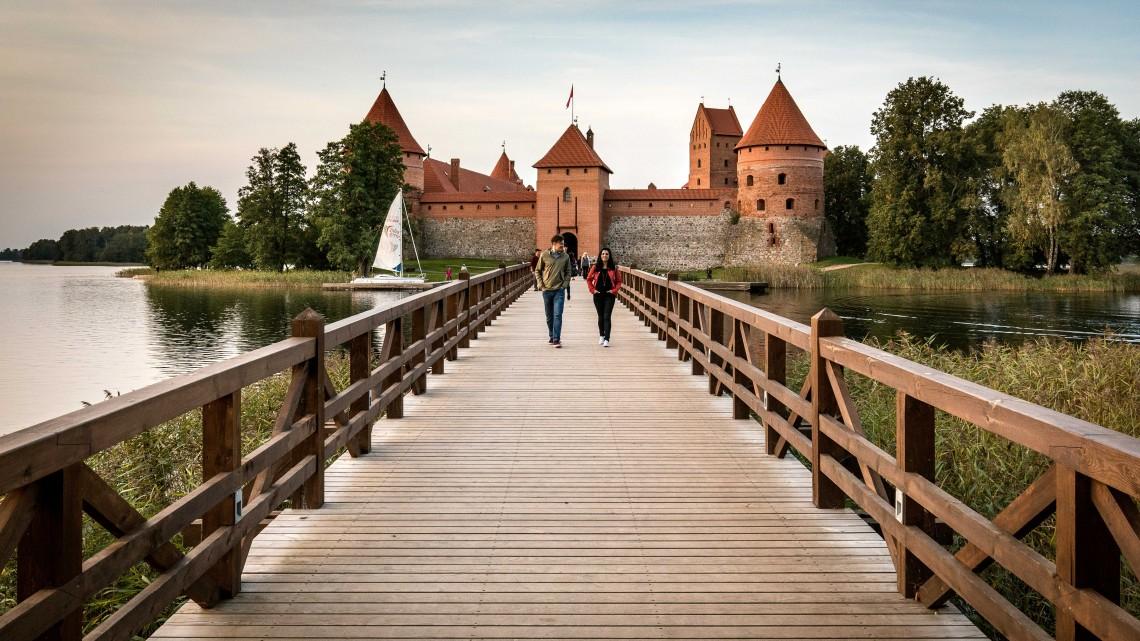 Lituania, dove la storia flirta con il futuro