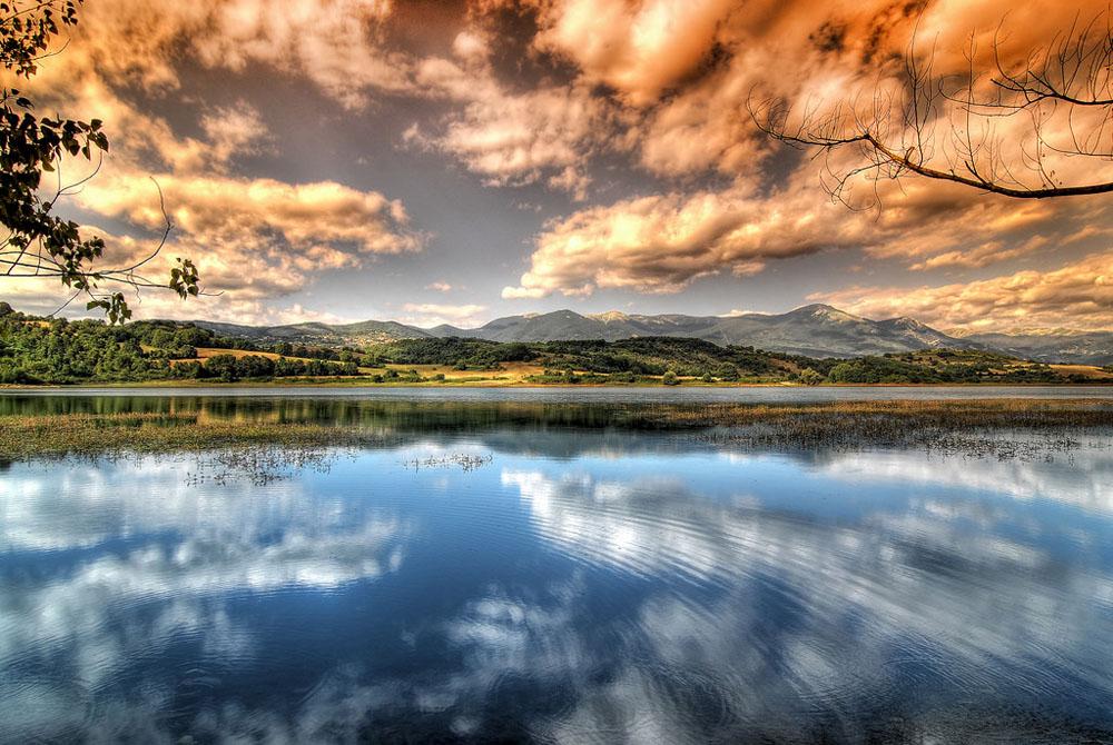 Lago Canterno