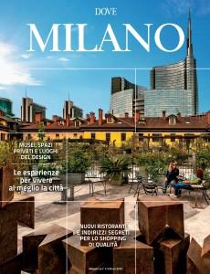 Rivista Dove di aprile - dossier Milano