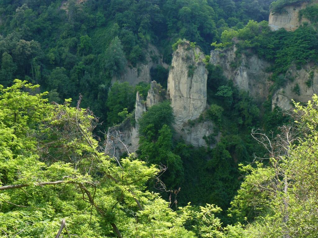 Le Rocche del Roero (foto di Bartolomeo Delpero)