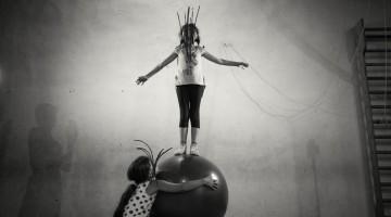 Scuola di circo, ASD Circo Libre a Firenze. Ph: Costantino Ruspoli
