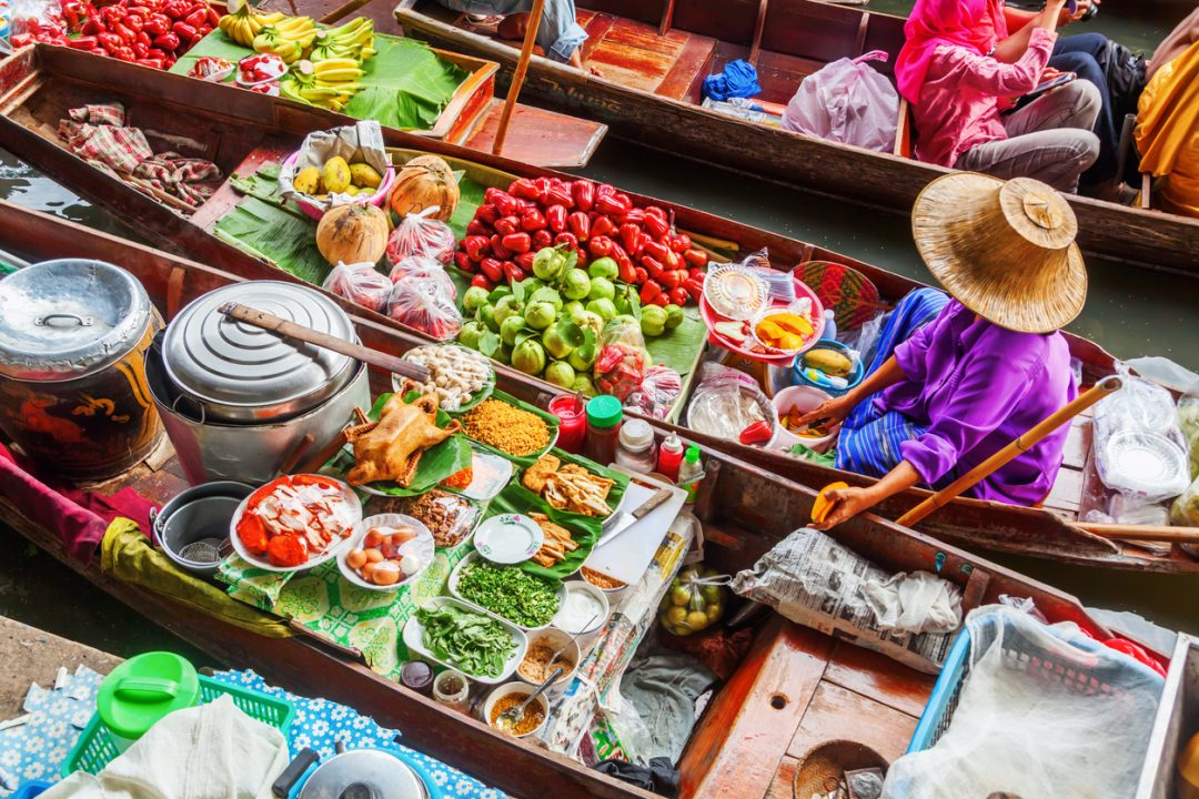 Bangkok per golosi