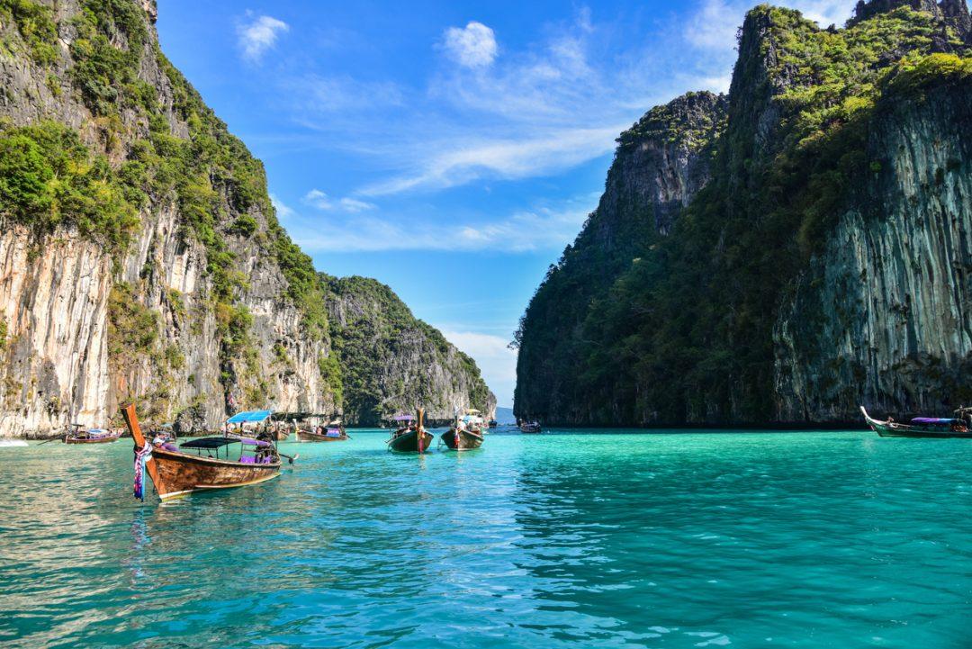 Thailandia o Sicilia, da scoprire navigando