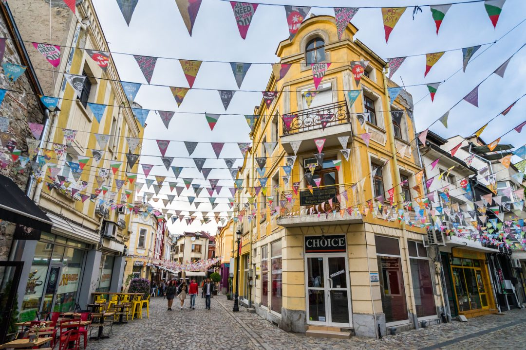 In Bulgaria, alla scoperta di Plovdiv