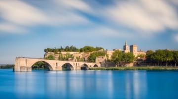 Avignon Bridge, Pont Saint Benezet, Provence, France