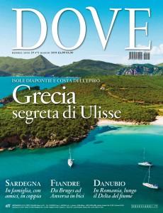 cover rivista DOVE di maggio