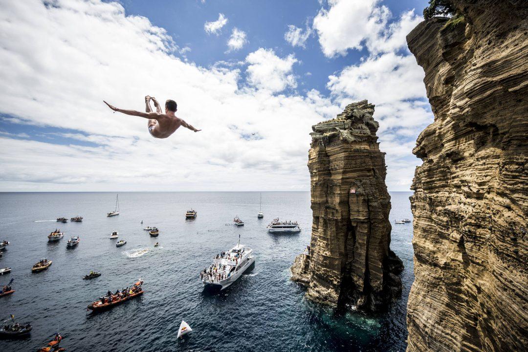 Le scogliere per il Cliff Diving