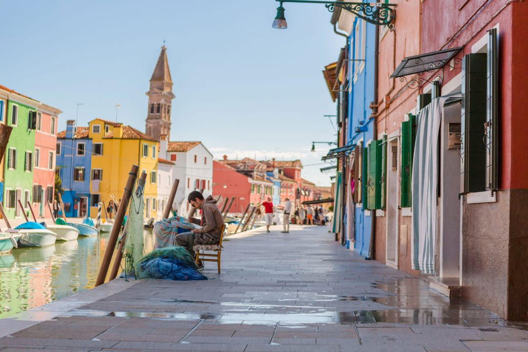 Alberghi diffusi in Italia