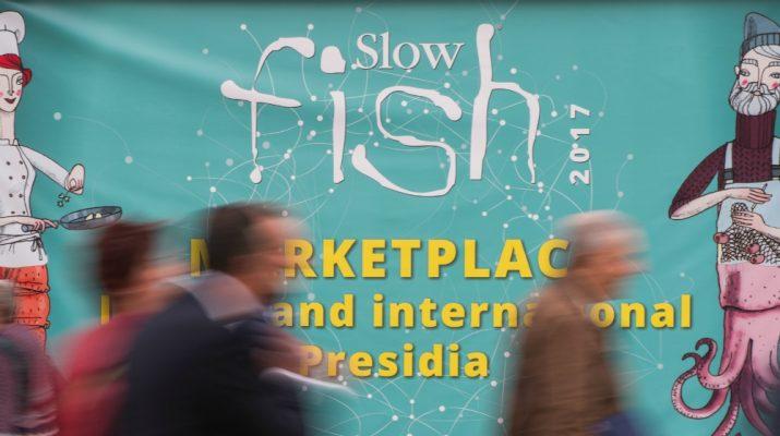 Foto A Genova per Slow Fish