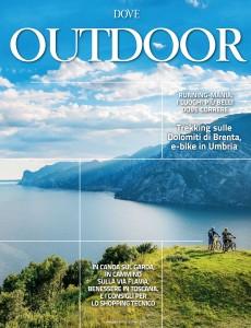 cover dossier Outdoor - allegato gratuito Dove di maggio