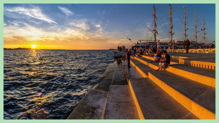 Foto Affascinante Croazia: la regione di Zara