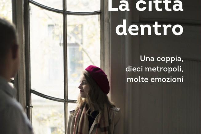 """La copertina del libro """"La città dentro"""", di Flavia Capitani ed Emanuele Coen (Polaris Edizioni)"""