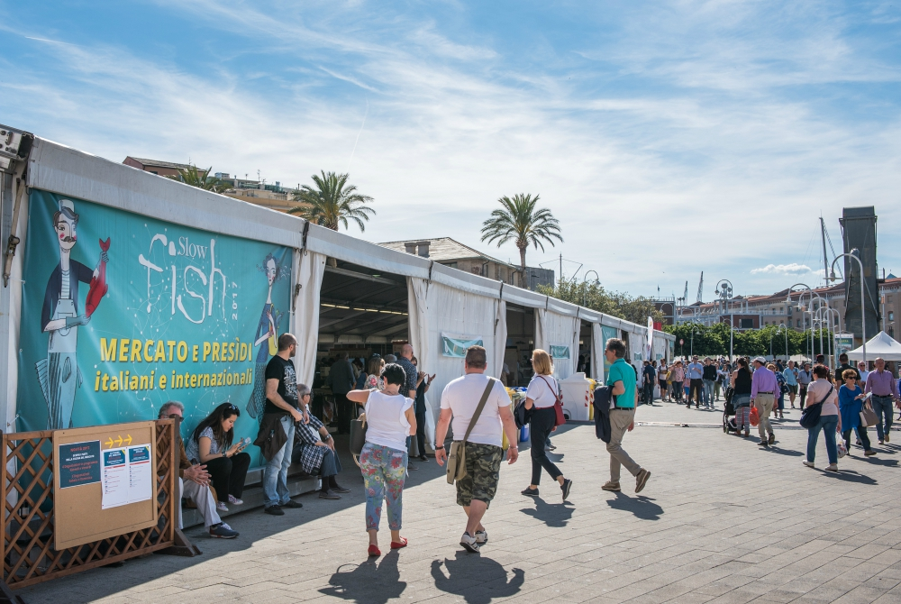 A Genova per Slow Fish