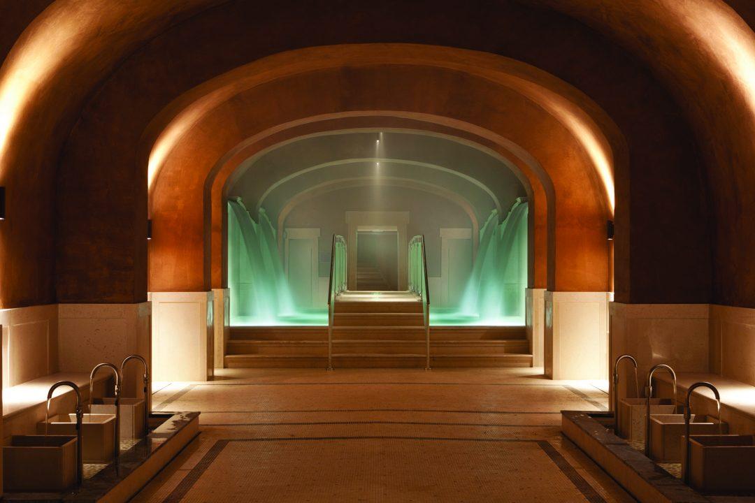 Benessere: 10 luoghi sotterranei in Italia