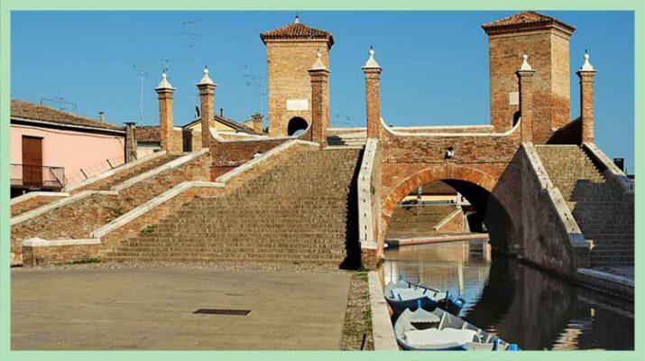 Foto Comacchio e i suoi lidi: il fascino del Delta del Po