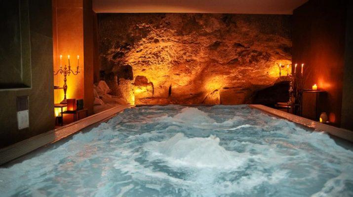 Foto Benessere: 10 luoghi sotterranei in Italia