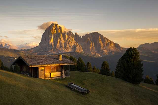 Val Gardena ©IDM Alto Adige Lukas Runggaldier