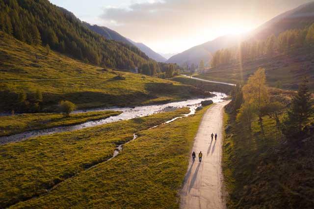 Valle Aurina ©IDM Alto Adige Tom Archer