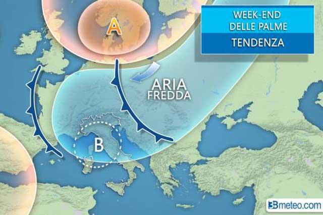 evoluzione-meteo-prevista-nel-weekend-delle-palme-3bmeteo-90211
