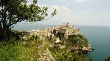 Town of Gaeta, Italy