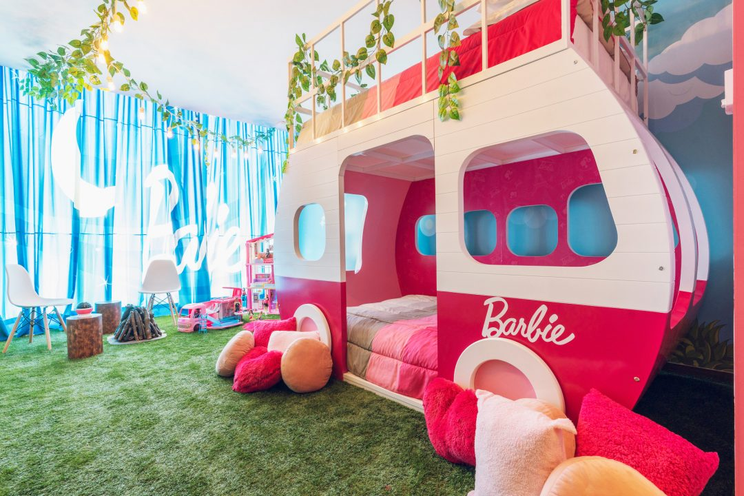 Hotel-spettacolo: le più belle family-room