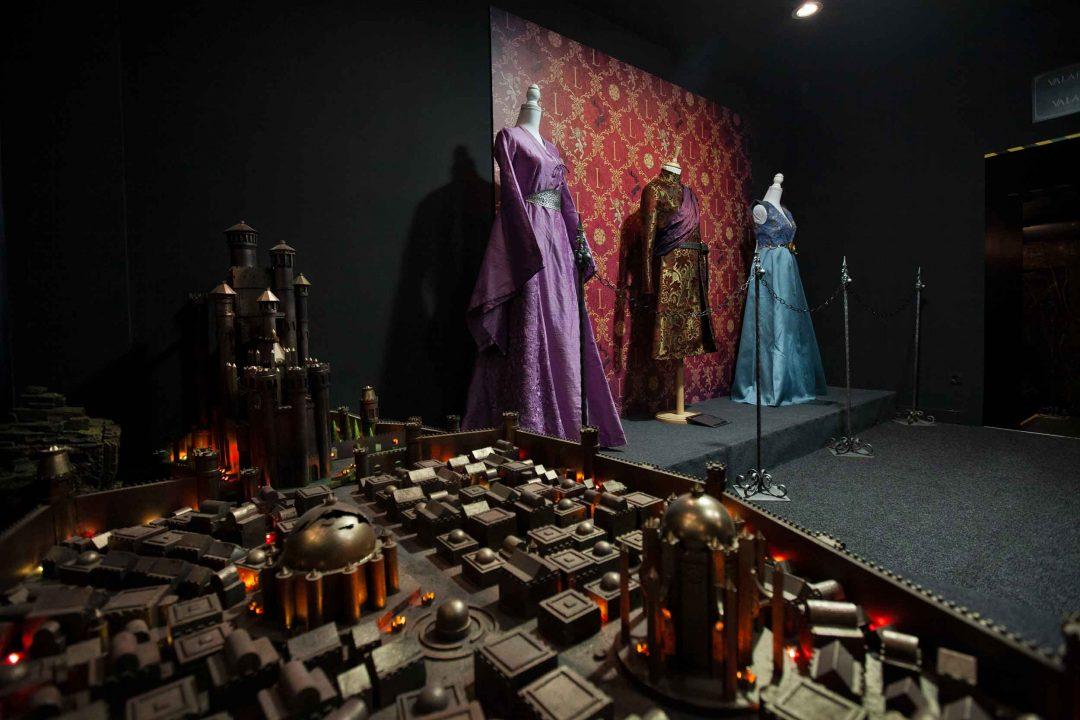 Spalato e l'omaggio a Game of Thrones