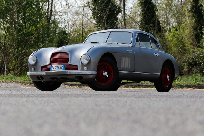 Una Aston Martin del 1951