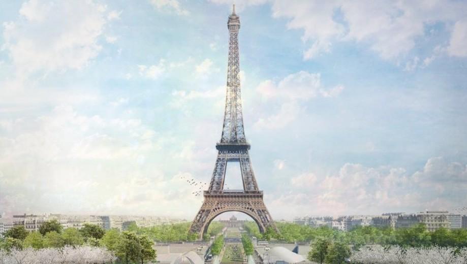 La Tour Eiffel cambia look