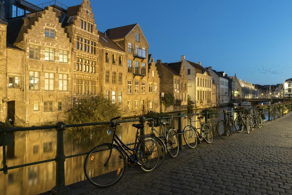 Il giro delle Fiandre in bici