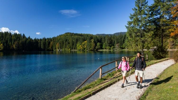 Alpe Adria Trail: cammino senza frontiere lungo il Giro delle tre nazioni