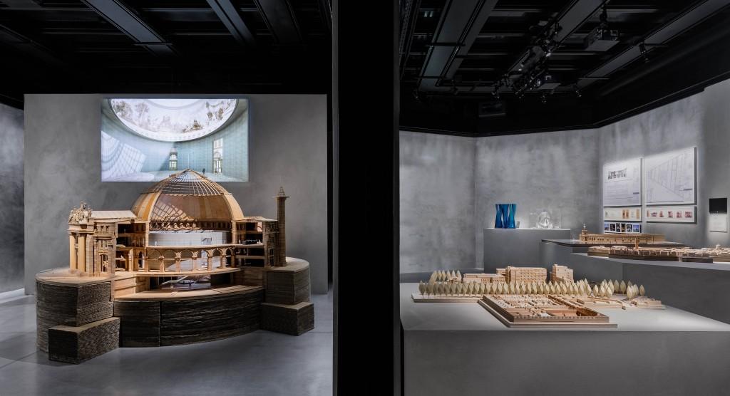La mostra sull'architetto giapponese Tadao Anno all'Armani/Silos.