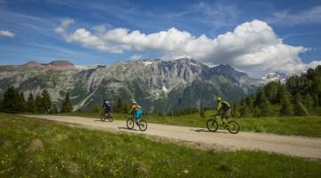 Bikeland  Dolomiti di Brenta Ph M.Cappe