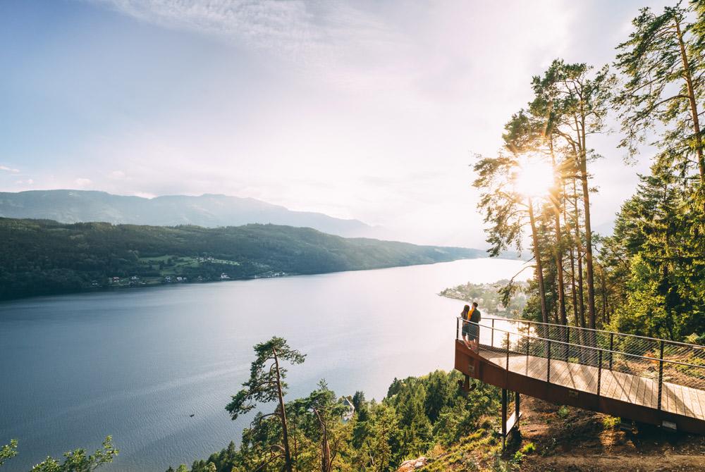 10 tappe per rigenerarsi in Austria d'estate