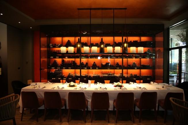 Il ristorante Ciani di Lugano dove cucinerà Franck Giovannini, 3 stelle Michelin
