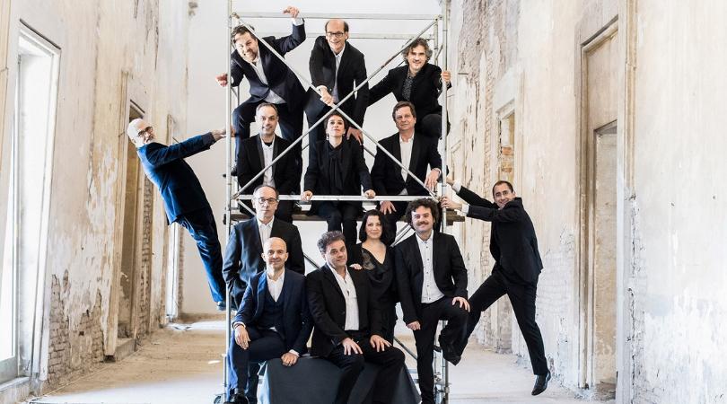 Accademia bizantina, una delle formazioni che partecipano alla rassegna Milano Arte Musica.