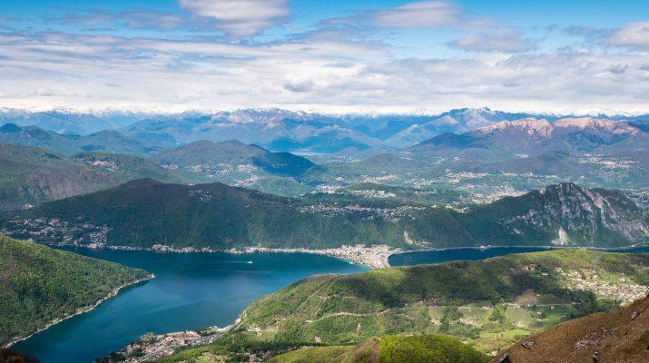 Foto Como e Lugano, relax vista lago