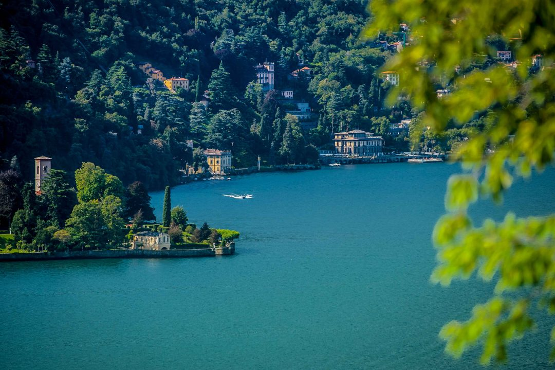 Como e Lugano, relax vista lago