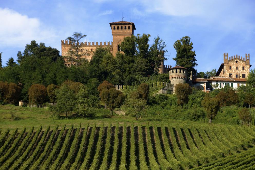 Castello di Gabiano, Piemonte