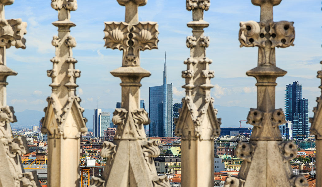 Milano: dal Duomo a Citylife, immagini di una città che cambia