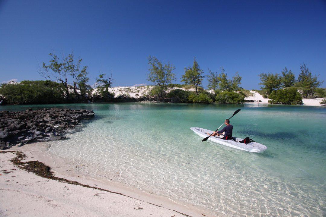 Il lusso della natura in Mozambico