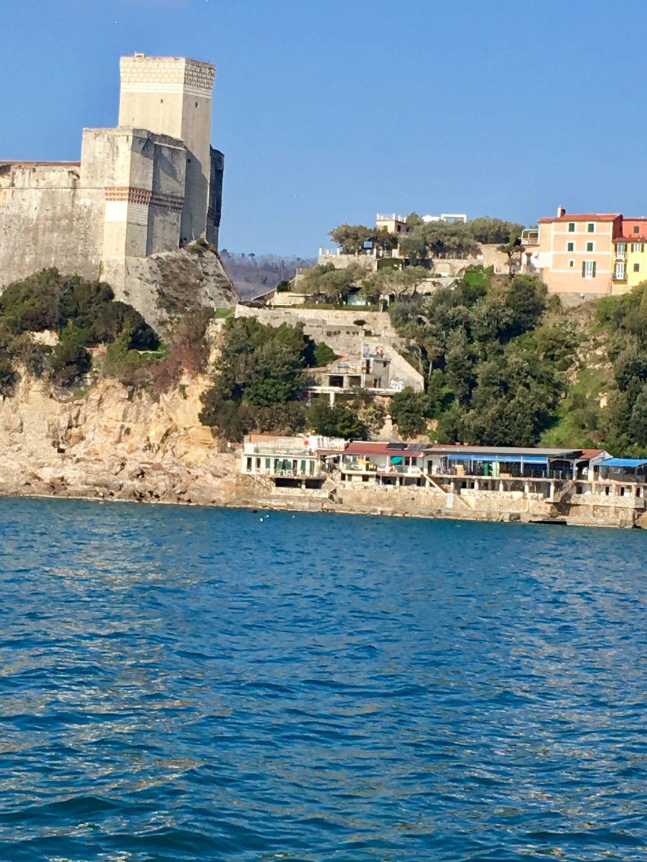 Liguria: il Golfo dei poeti