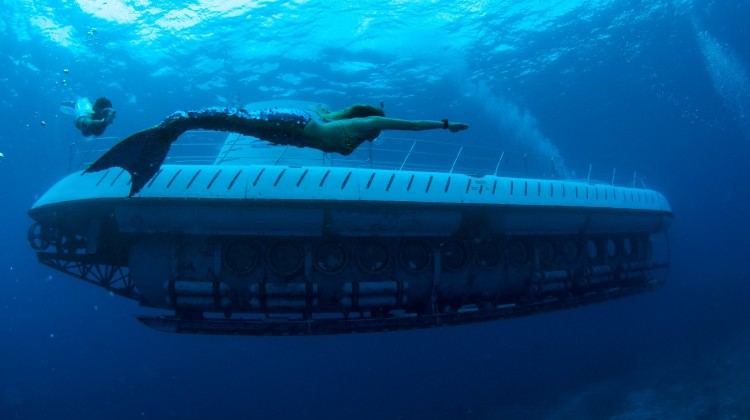 Sottomarino@ATLANTIS SUBMARINES COZUMEL