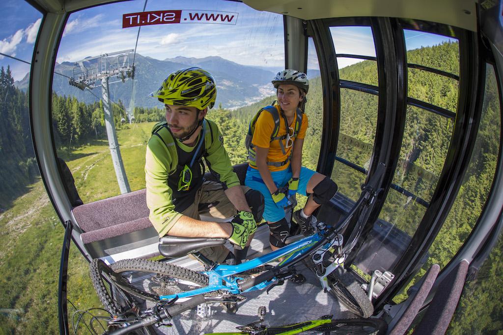 Dal downhill alla ciclabile: tutti i percorsi in Val di Sole
