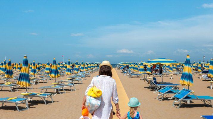 Foto Spiagge plastic e smoke free in Italia