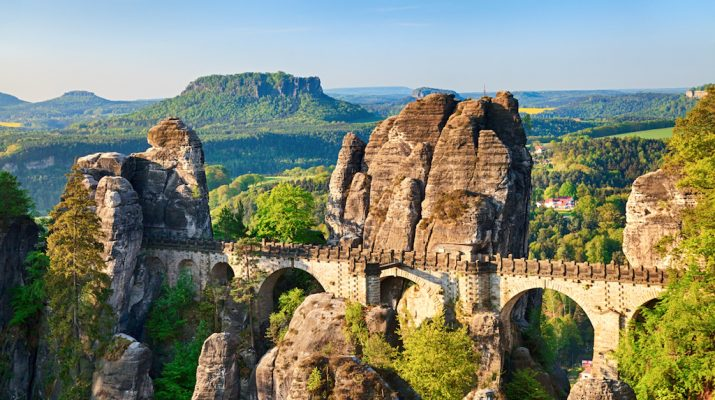 Foto I Parchi naturali più belli d'Europa