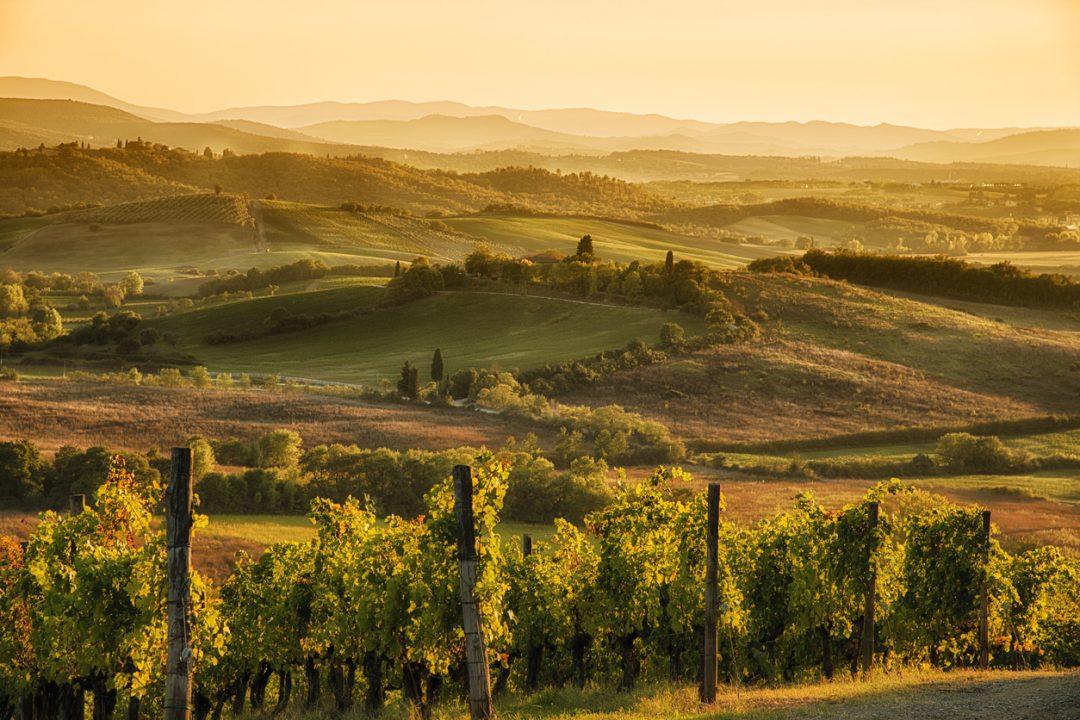 Turismo outdoor Toscana Chianti