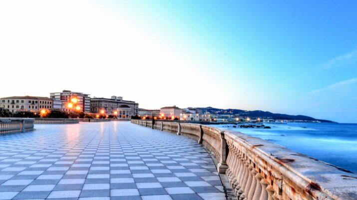 Foto Livorno: primo mare