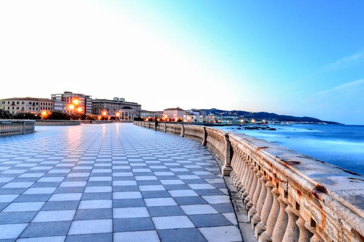 Livorno: primo mare