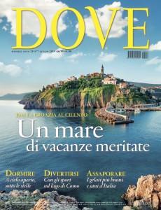 rivista DOVE di luglio